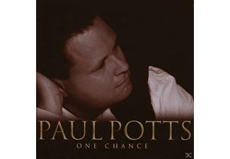 Paul Potts - ONE CHANCE [CD]