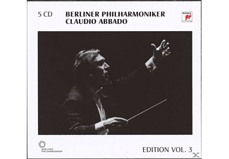 Claudio Abbado, Claudio/bp Abbado - Edition Vol.3 [CD]