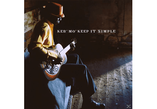 Keb' Mo' - Keep It Simple - (CD)