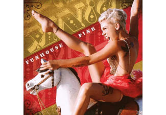 P!nk - Funhouse - (CD)