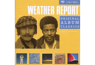 Weather Report - Original Album Classics [CD]
