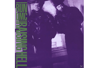 Run-D.M.C. - RAISING HELL - (CD)