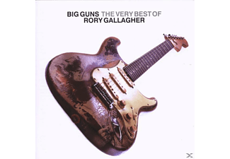 Rory Gallagher - BIG GUNS - THE BEST OF RORY GALLAGHER - (CD)