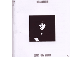 Leonard Cohen - SONGS FROM A ROOM - (CD)