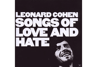 Leonard Cohen - Songs of Love and Hate (CD)