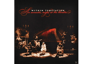 Within Temptation - An Acoustic Night At The Theatre [CD]
