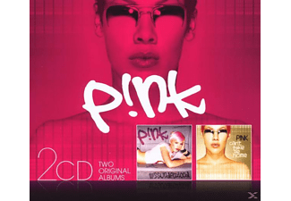 P!nk - MISSUNDAZTOOD/CAN T TAKE ME HOME [CD]