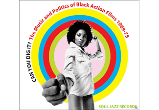 VARIOUS - Can You Dig It? - The Music And Politics Of Black Action Films 1969-75 - (Vinyl)