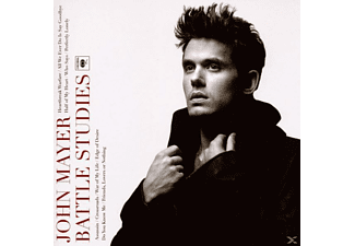 John Mayer - BATTLE STUDIES - (CD)