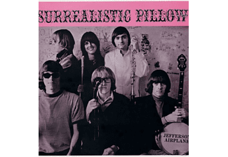 Jefferson Airplane - Surrealistic Pillow - (Vinyl)