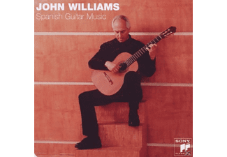 John Williams - Spanish Guitar Music [CD]