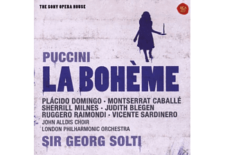 Wpo, Georg Solti - La Boheme-Sony Opera House - (CD)