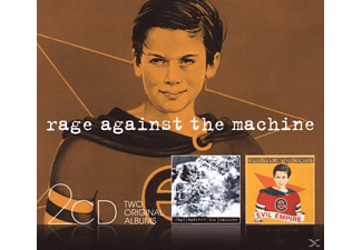 Rage Against The Machine - RAGE AGAINST THE MACHINE/EVIL EMPIRE - (CD)
