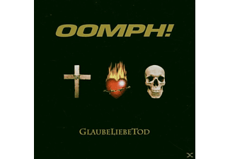 Oomph! - GLAUBELIEBETOD (ENHANCED) - (CD)