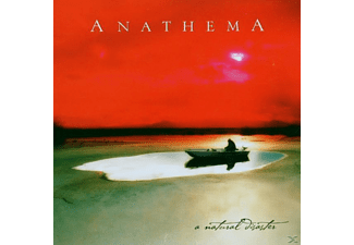 Anathema - A Natural Disaster - (CD)