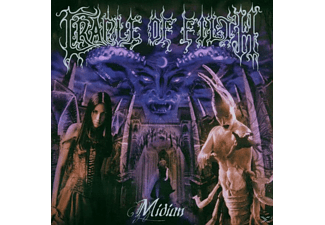 Cradle Of Filth - Midian - (CD)