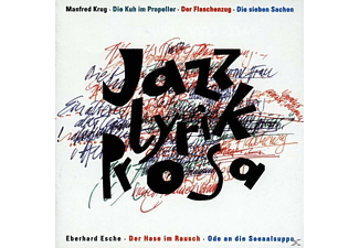 VARIOUS - Jazz-Lyrik-Prosa [CD]