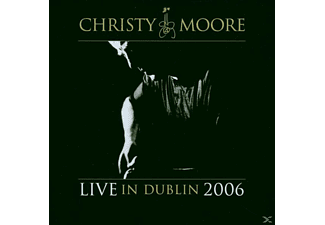 Christy Moore - Live In Dublin 2006 [CD]