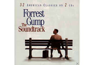 VARIOUS - Forrest Gump - The Soundtrack [CD]