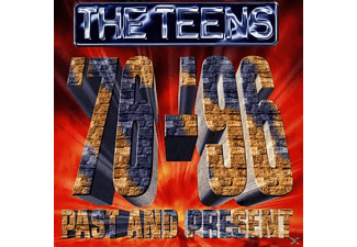 The Teens - PAST AND PRESENT 76-96 [CD]