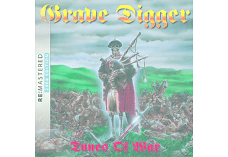 Grave Digger - Tunes Of War-Remastered 2006 - (CD)