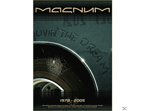 Magnum - Livin' The Dream - (DVD)