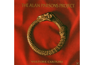 The Alan Parsons Project - VULTURE CULTURE - (CD)