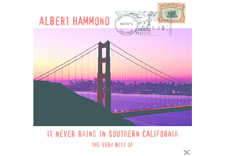 Albert Hammond - The Very Best Of-It Never Rains In Southern Cali - (CD)