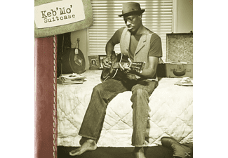 Keb' Mo' - Suitcase - (CD)