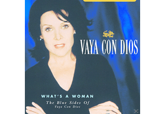 Vaya Con Dios - What's A Woman - The Blue Sides Of Vaya Con Dios [CD]