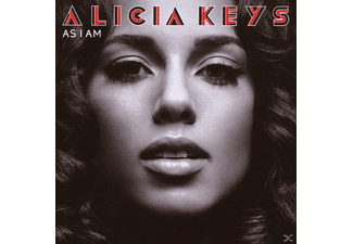 Alicia Keys - AS I AM - (CD)
