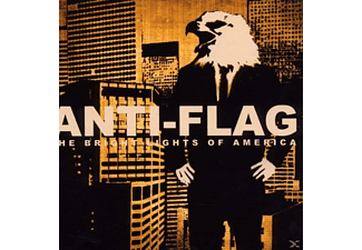 The Flag - Anti-Flag: The Bright Lights Of America International (2008) [CD]