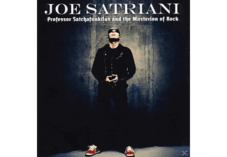 Joe Satriani - Professor Satchafunkilus And The Musterion Of Rock [CD]