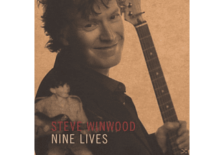 Steve Winwood - Nine Lives [CD]