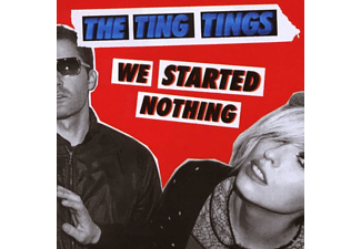 The Ting Tings - WE STARTED NOTHING [CD]