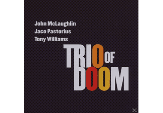 Trio Of Doom - TRIO OF DOOM - (CD)