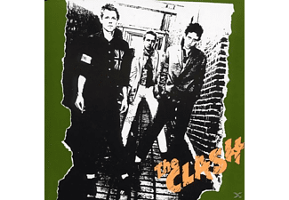 The Clash - THE CLASH (UK VERSION) [CD]