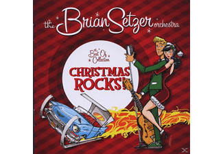 Brian Orchestra Setzer - Christmas Rocks: The Best Of Collection - (CD)