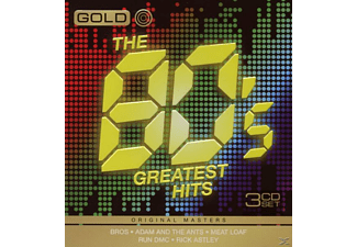 VARIOUS - Gold - Greatest Hits Of The 80's - (CD)
