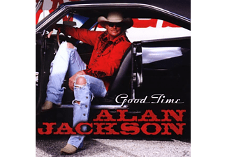 Alan Jackson - Good Time [CD]