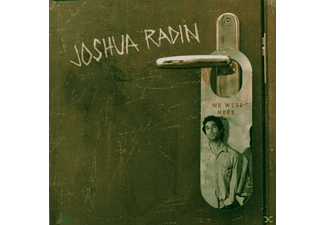 Joshua Radin - WE WERE HERE [CD]