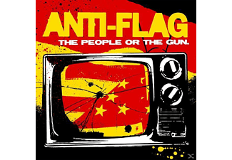 Anti-Flag - The People Or The Gun - (Vinyl)