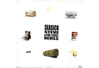 Seasick Steve & Level - Cheap - (Vinyl)