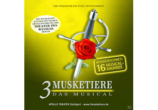 VARIOUS - Die 3 Musketiere - (CD)