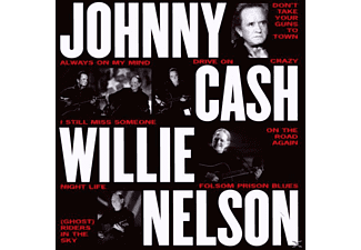 Willie Nelson, Johnny Cash - VH1 STORYTELLERS - (CD)