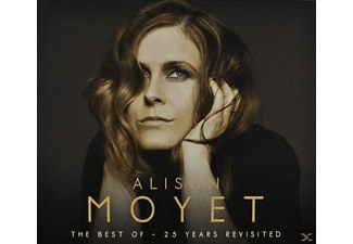 Alison Moyet - The Best Of...25 Years Revisited [CD]