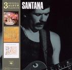 Carlos Santana - 3 Original Album Clasics [CD] - broschei