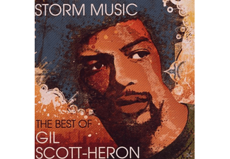 "Scott, Gil Scott-Heron - Storm Music ""the Best Of"" [CD]"