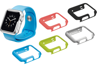 TRUST Slim Case 5-pack voor Apple Watch 42mm