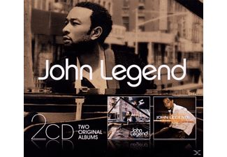John Legend - Once Again / Get Lifted [CD]